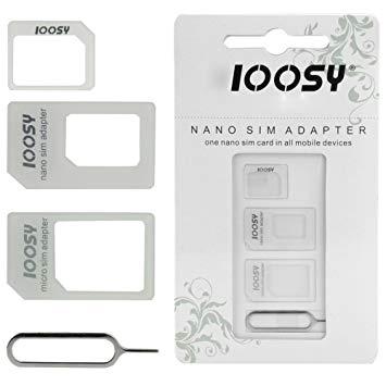 adaptateur nano sim