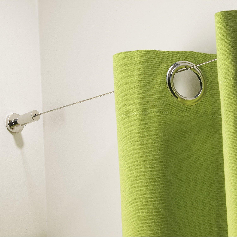 cable acier rideau