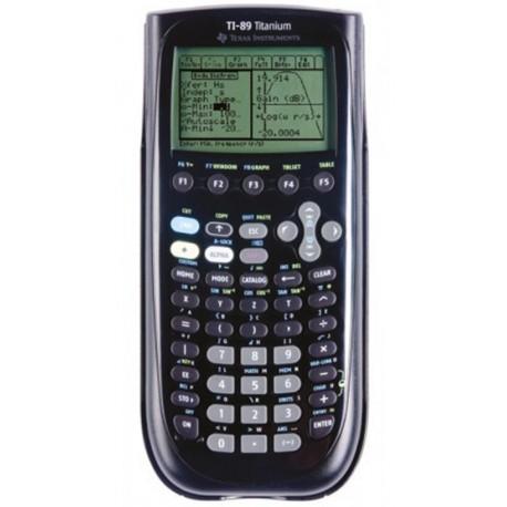 calculatrice ti 89