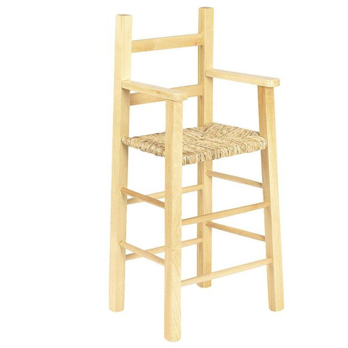 chaise enfant haute