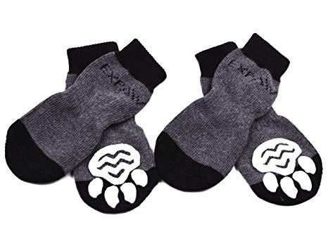 chausson pour chien antidérapant