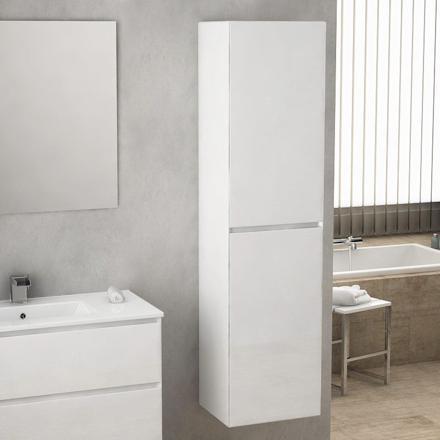 colonne de rangement salle de bain
