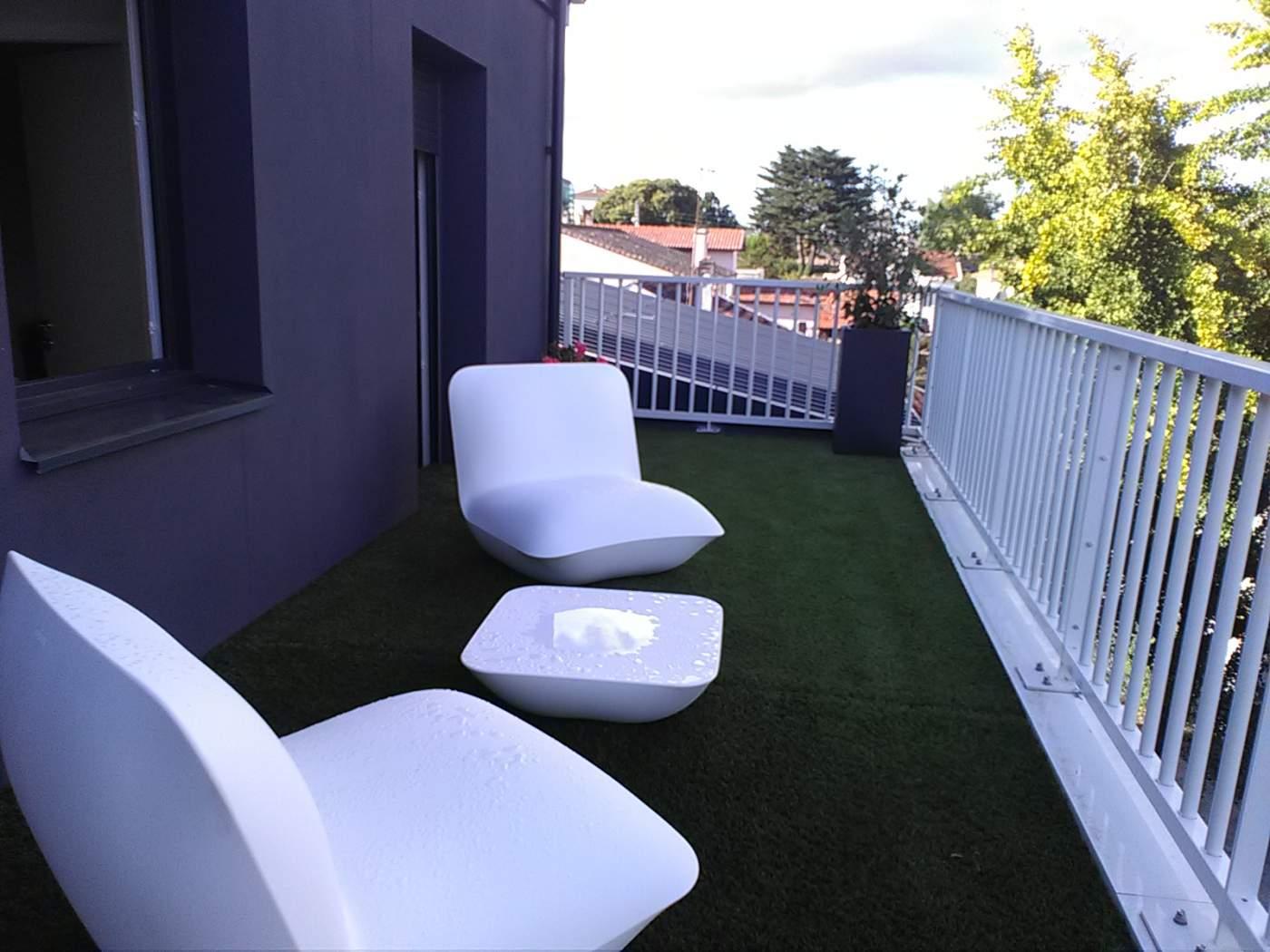 fauteuil de balcon