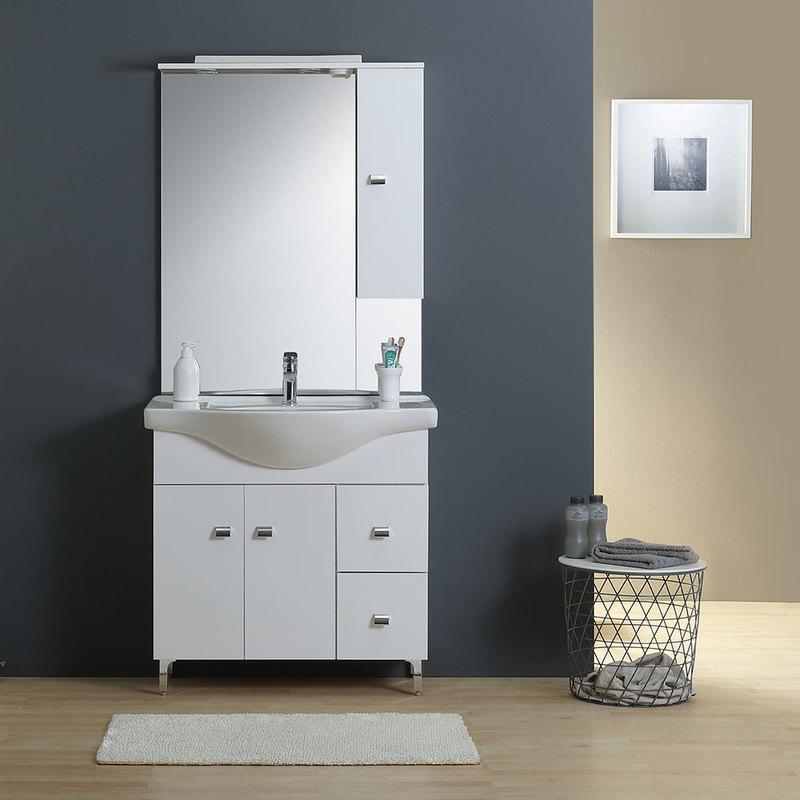 meuble evier salle de bain