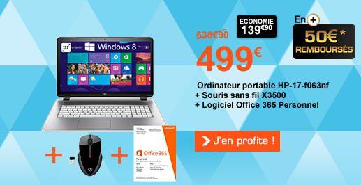 ordinateur portable promo