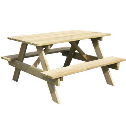 table bois enfant