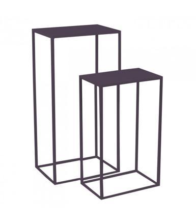 table d appoint noir