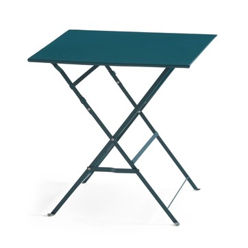 table de jardin pliable