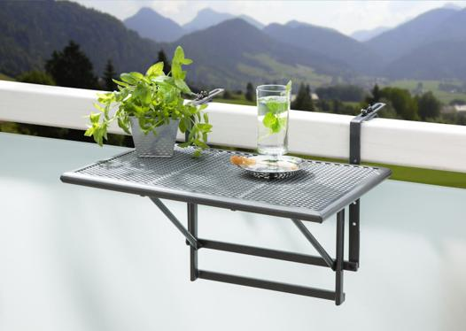 table pour balcon