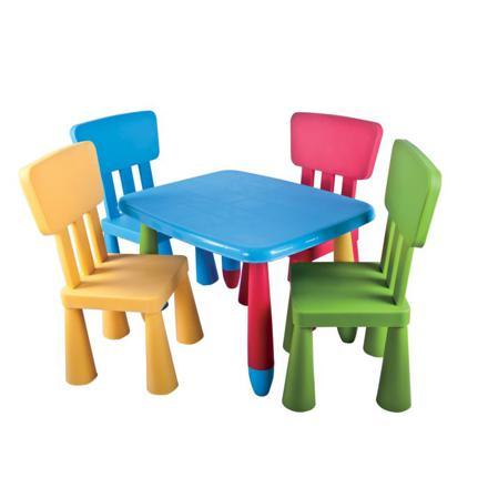 table pour bebe