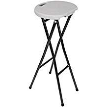 tabouret bar pliable