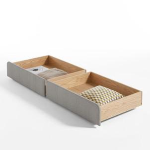 tiroir rangement sous lit