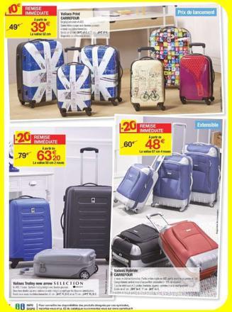 bagage promo
