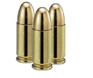 balle 9mm