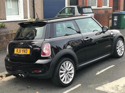 black mini