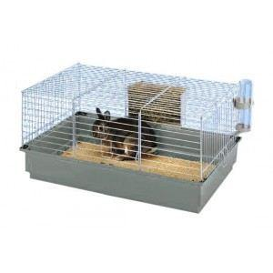 cage a lapin nain