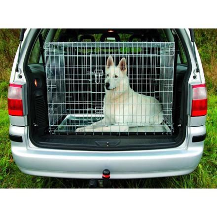 cage voiture chien