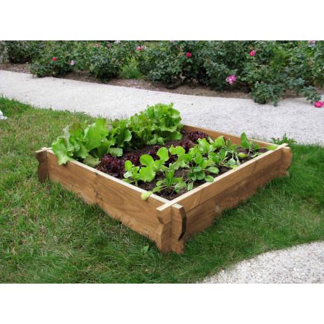 carré de jardin