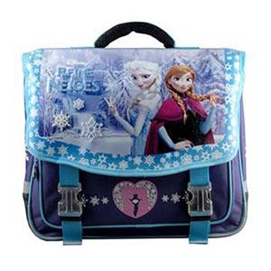 cartable reine des neiges