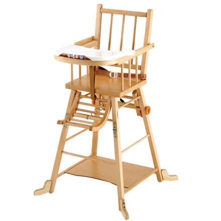 chaise haute bois combelle