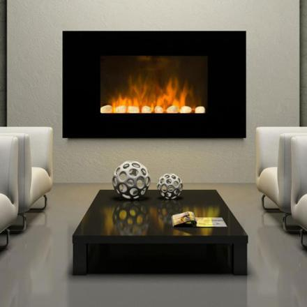 cheminée electrique decorative