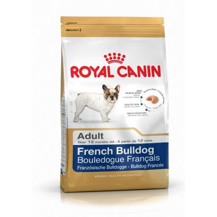 croquette royal canin bouledogue francais