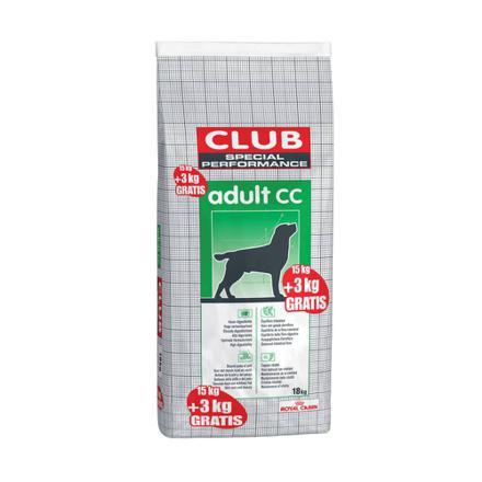 croquettes royal canin club cc sac de 20kg