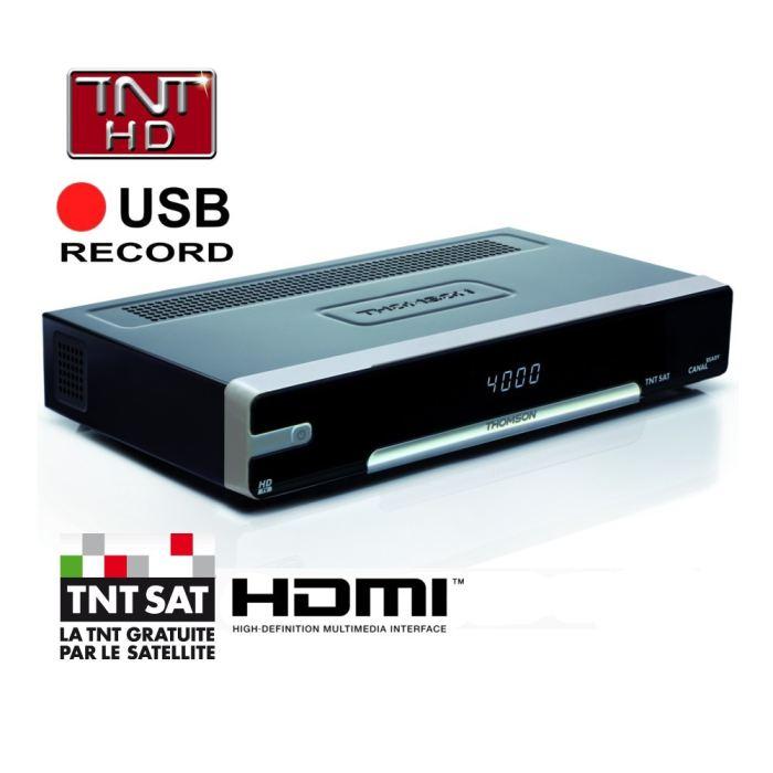 decodeur tnt hd satellite astra