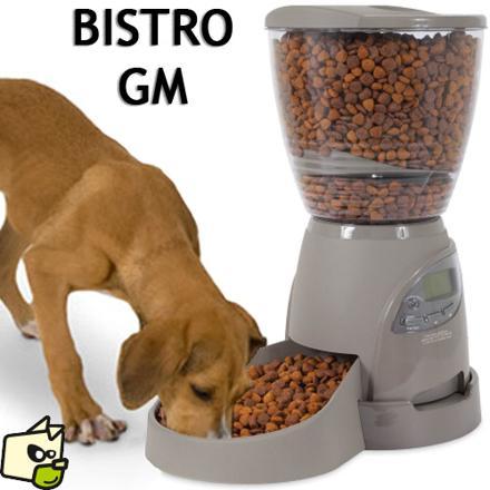 distributeur croquette chien