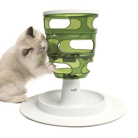 distributeur croquettes chat
