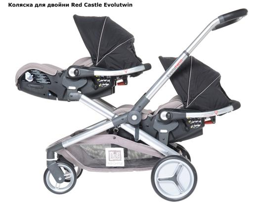 evolutwin red castle