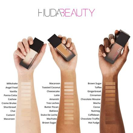 fond de teint huda beauty