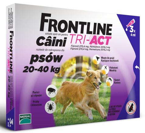 frontline tri act
