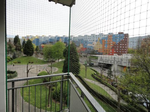 grillage balcon chat