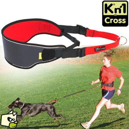 harnais course chien