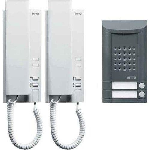 interphone filaire