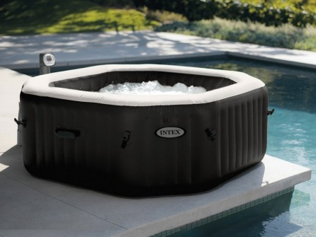jacuzzi gonflable intex