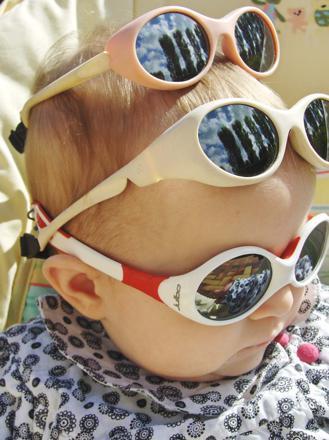 lunette de soleil bébé 3 mois