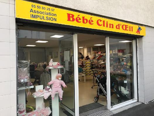 magasin puericulture pau
