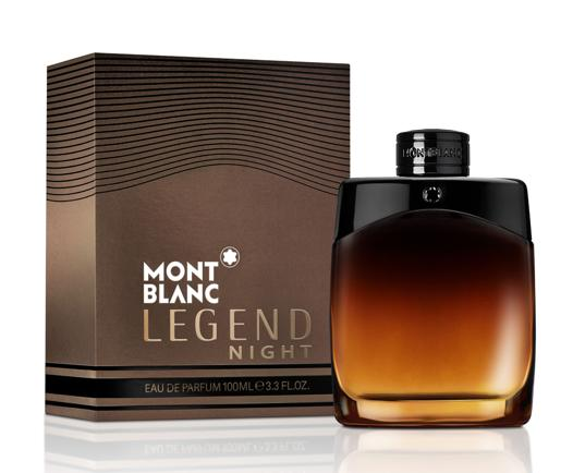 mont blanc parfum