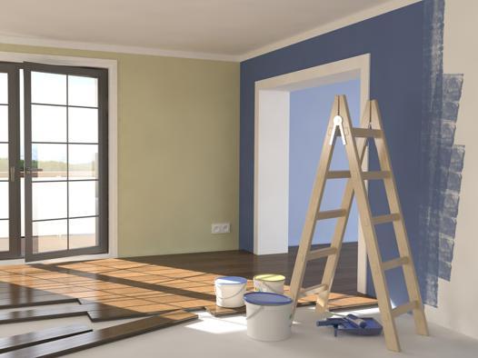 peinture interieur
