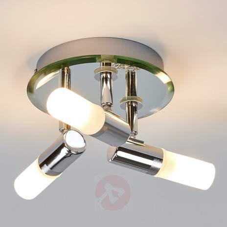 plafonnier de salle de bain