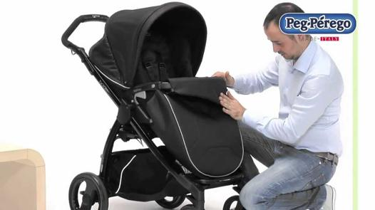 poussette peg perego book plus
