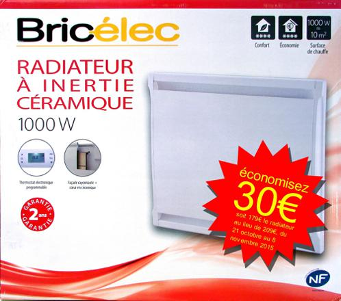 promo radiateur