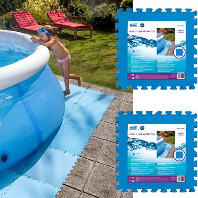 protection sol piscine