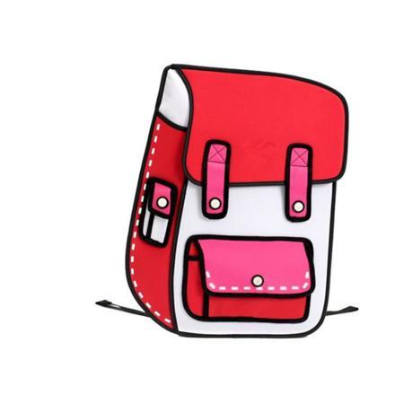sac à dos dessin