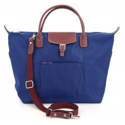 sac hexagona bleu