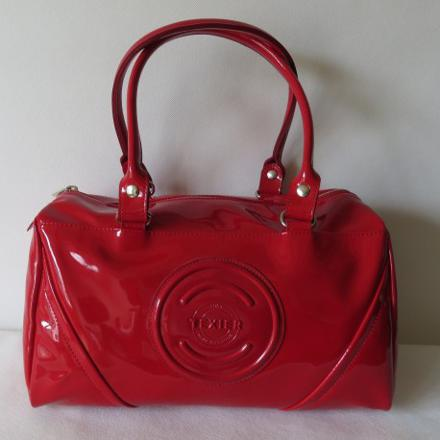 sac texier rouge