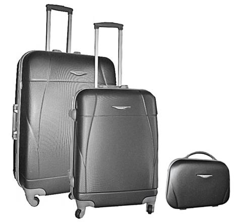 set valise rigide
