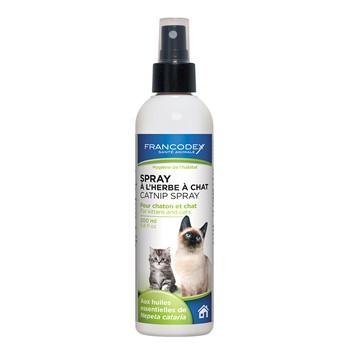 spray herbe à chat